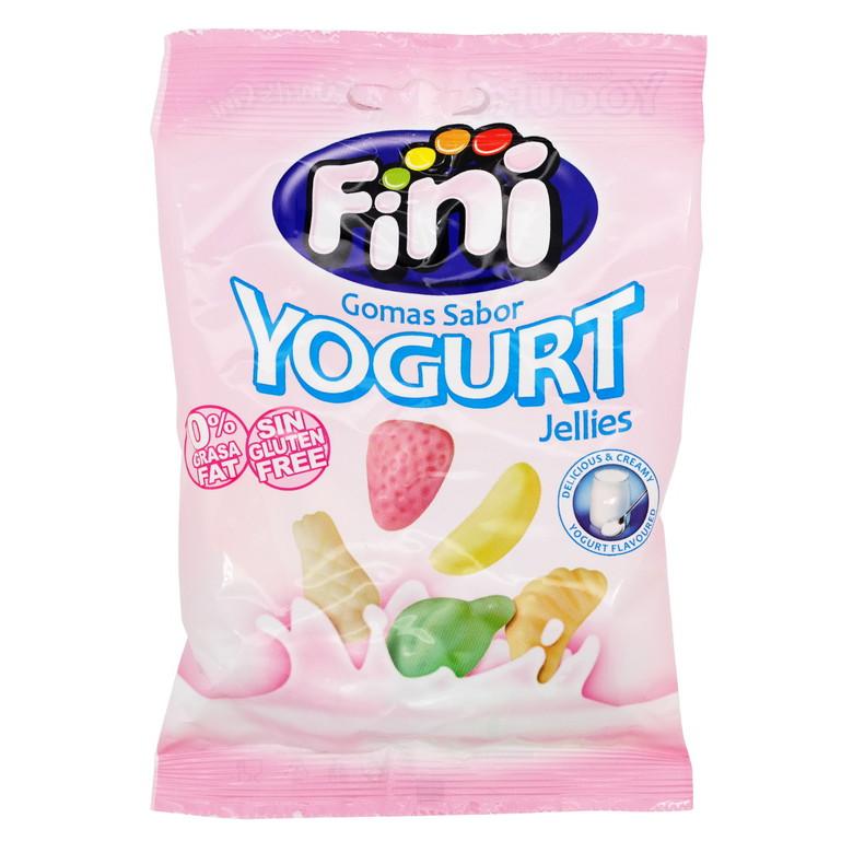 """Мармелад """"Fini"""", фрукты в йогурте"""