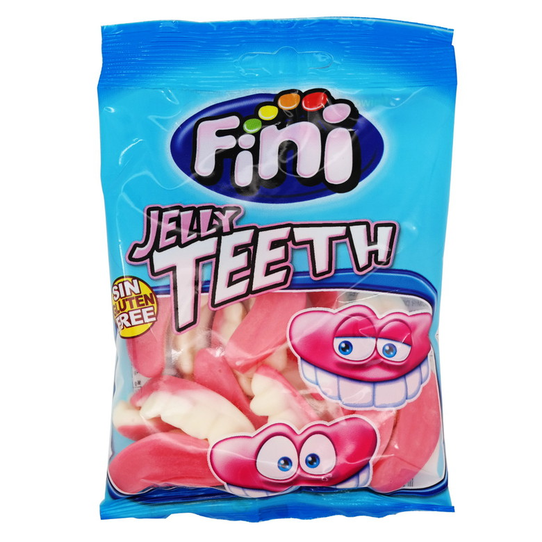 "Мармелад ""Fini"", зубы"
