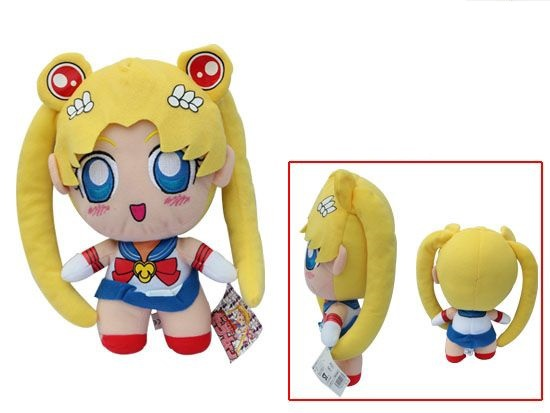 Мягкая игрушка Сейлор Мун/Sailor Moon (5)