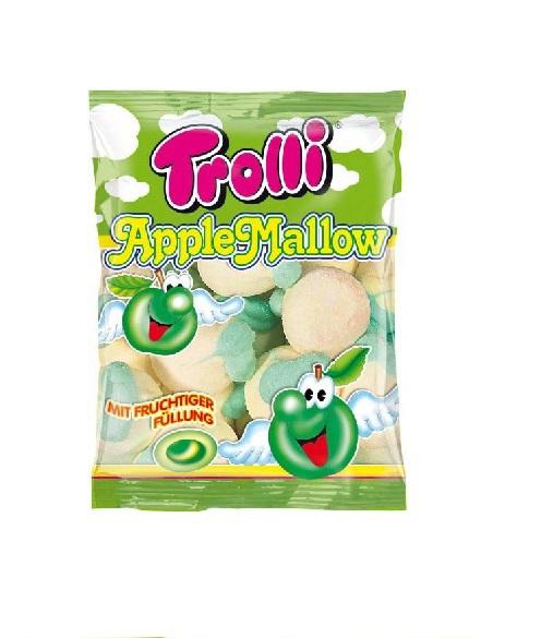 """Суфле """"TROLLI"""", яблочное с фруктовой начинкой"""