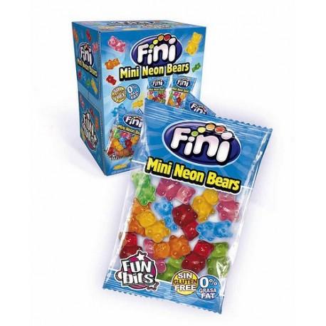 """Жевательный мармелад """"Fini"""" (мини-упаковка), мишки"""