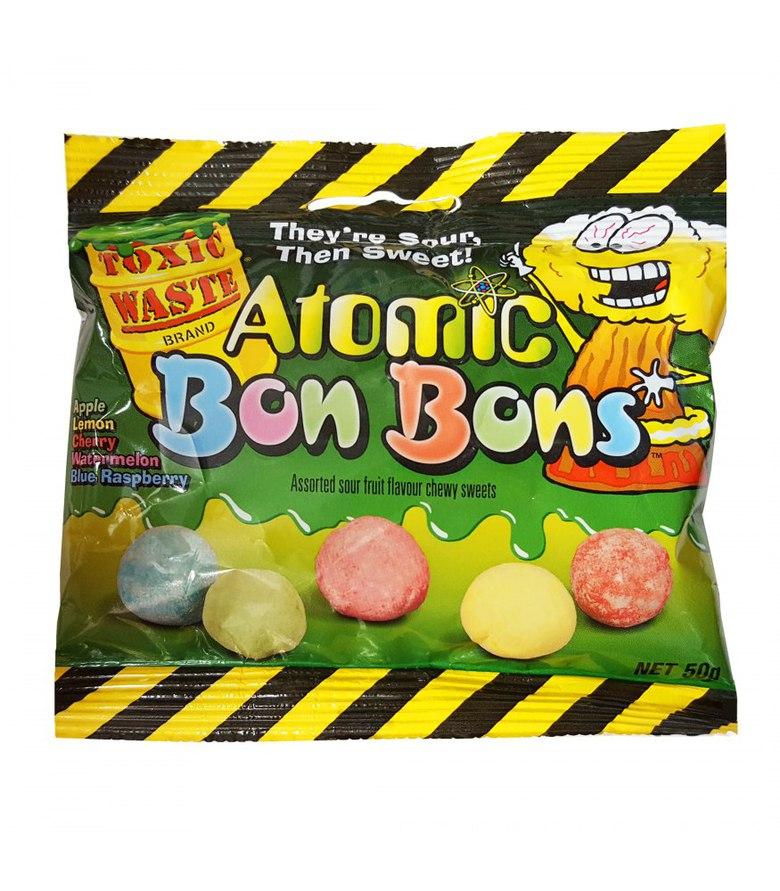 Конфеты Toxic Waste, Bon Bons