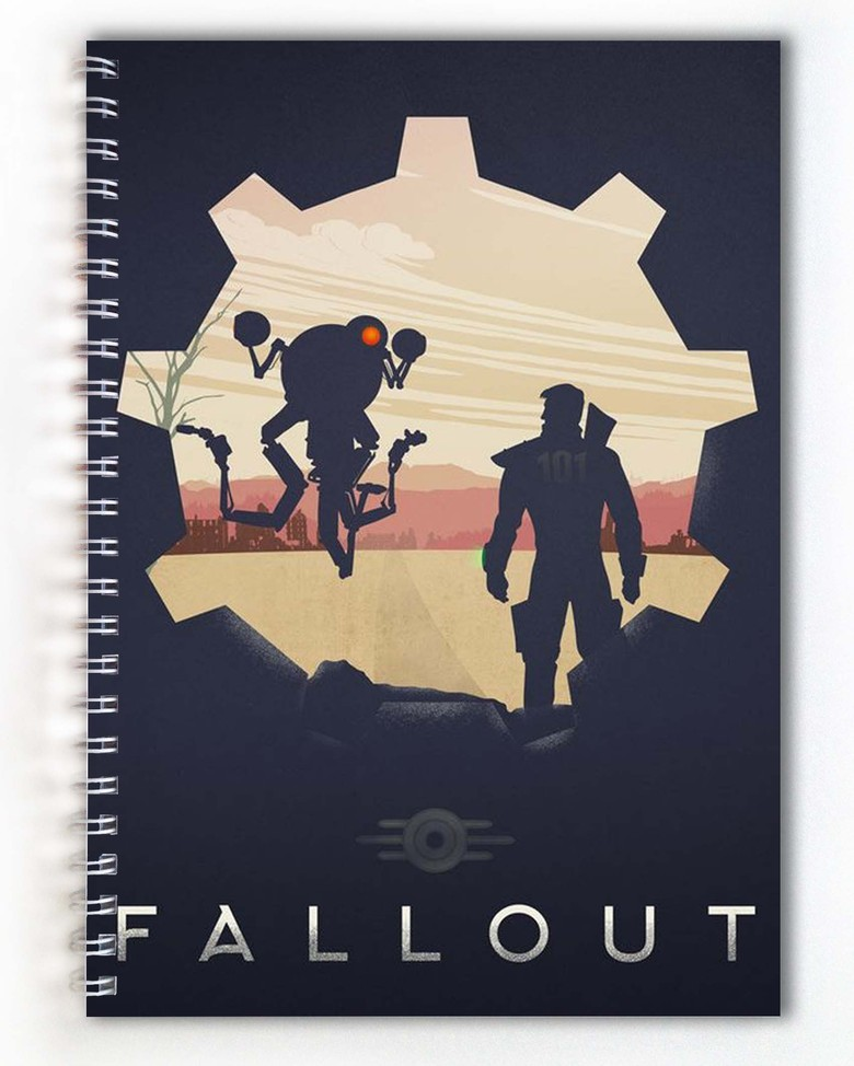 Тетрадь Fallout (2)
