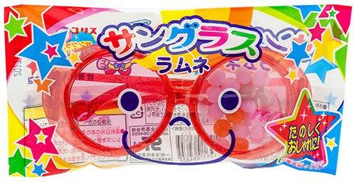 """Игрушка """"Очки"""" с конфетами драже"""
