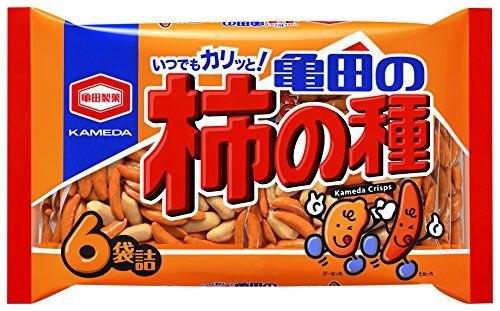 """Арахис в рисовой муке """"Peanuts Kakinotane"""", классический вкус (большая упаковка)"""