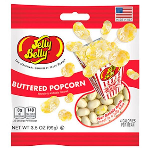 """Конфеты Jelly Belly """"Buttered Popcorn"""""""