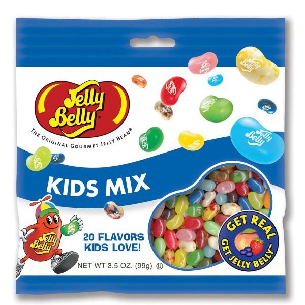 Конфеты Jelly Belly Kids Mix