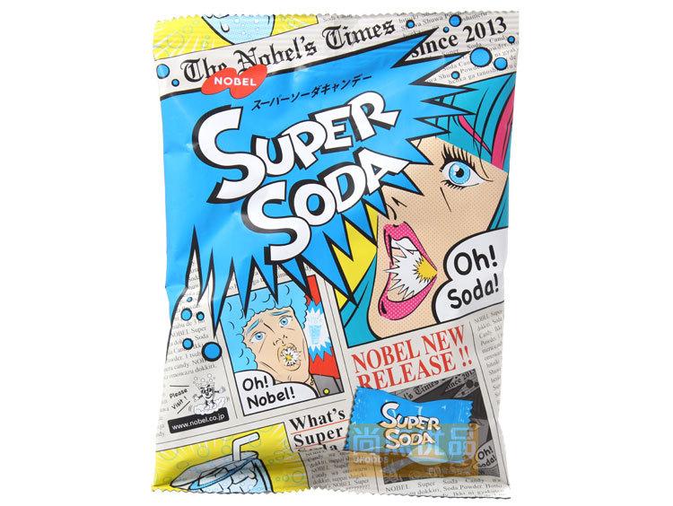 Конфеты Nobel Super Soda